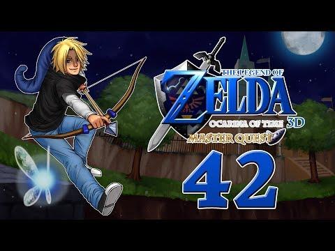 Let's Play Zelda Ocarina of Time 3D Master Quest [German][♥♥♥][#42] - Doch nochmal raus!