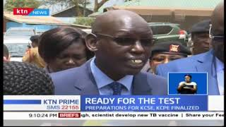 Education PS Belio Kipsang has affirmed that the national examinations will kick off as planned