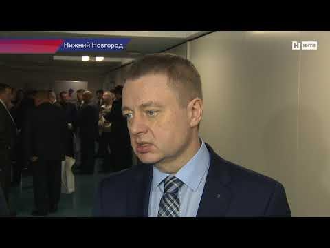 Иван Разуваев  сменил Дмитрия Краснова на посту Гендиректора ТПП Нижегородской области