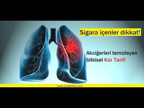 Sigara Içenler Için Akciğer Temizleme Tarifi