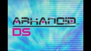 Arkanoid DS (DS) 1P Game - Clear Game Part 1 of 3: Zones A & B