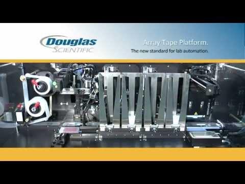 Douglas Scientific Array Tape Platform - 2013