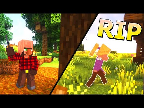 RIP Farmerin! Jetzt muss der Holzfäller ran! - Minecraft Tektopia Reloaded #03