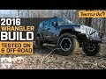 2016 Wrangler Sahara Build: Built For On-Road, Tested Off-Road || How'd It Perform!?
