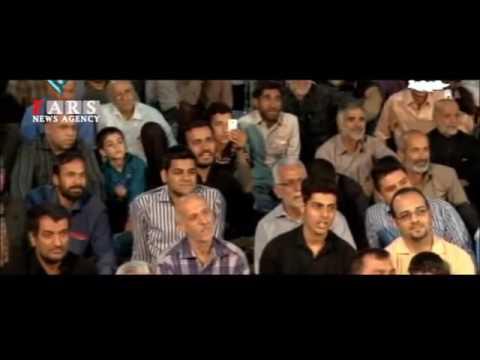 مزاح قرائتی با رهبر انقلاب