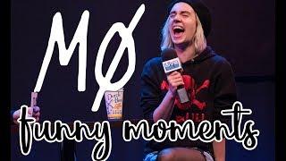 MØ's Funny Moments