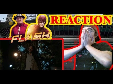 """The Flash 3x9 """"The Present"""" Reaction"""
