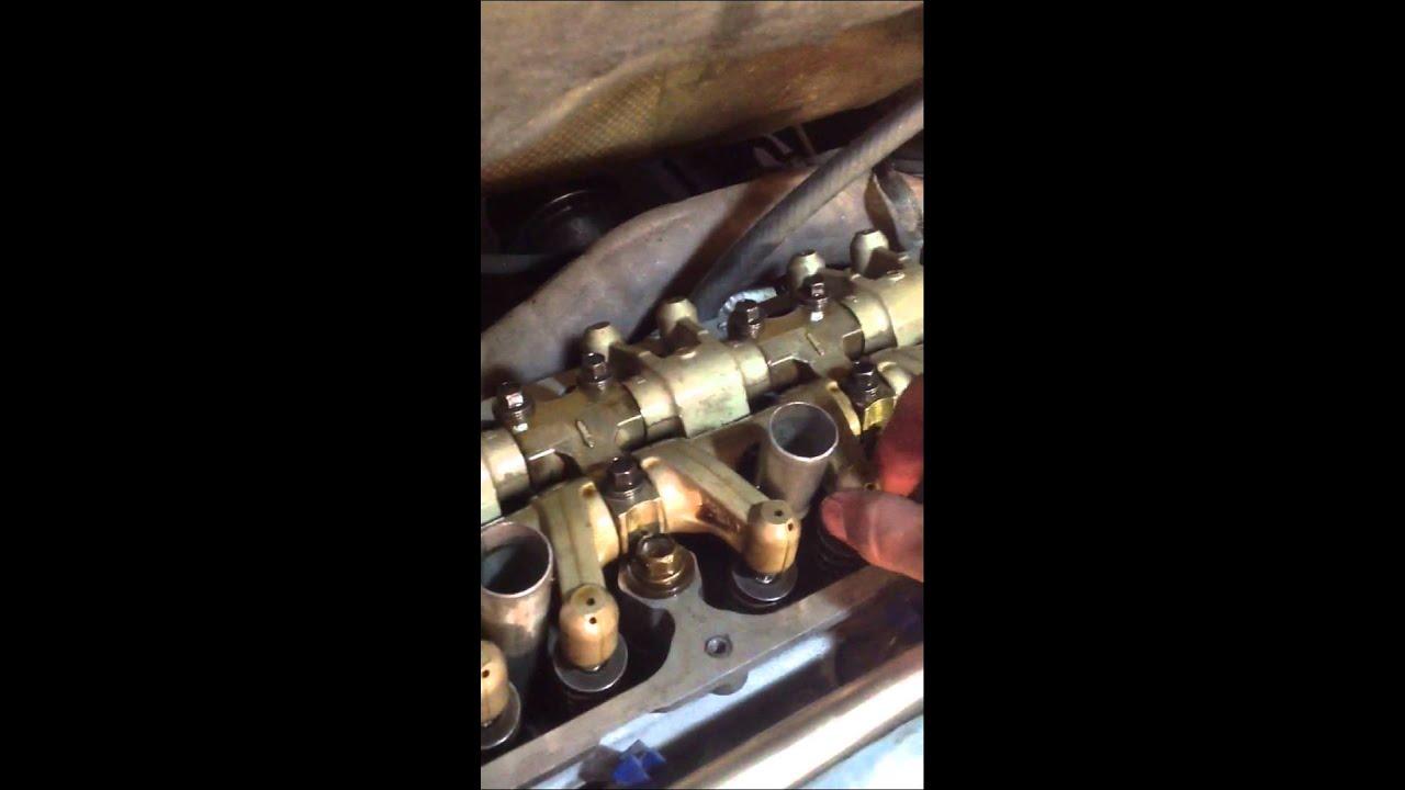 hight resolution of bad valve lifter rocker on chrysler 3 5l v6 identified