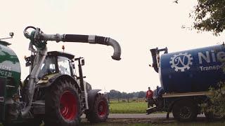 SAMSON AGRO filling options for slurry tankers