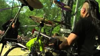 Merriweather Post Pavilion, Columbia, MD, USA. May 12th 2012. M3 fe...