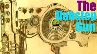How to Draw the Dubstep Gun from SR4