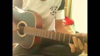 Mảnh ghép đã vỡ - Minh Vương (guitar cover by Thọ tic)
