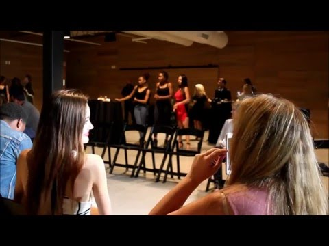2016 Top Austin Model Kickoff & Casting Video Clips [March 24, 2016]