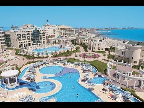 Bulharsko Sunset Beach Family Resort Spa Seneca Tours