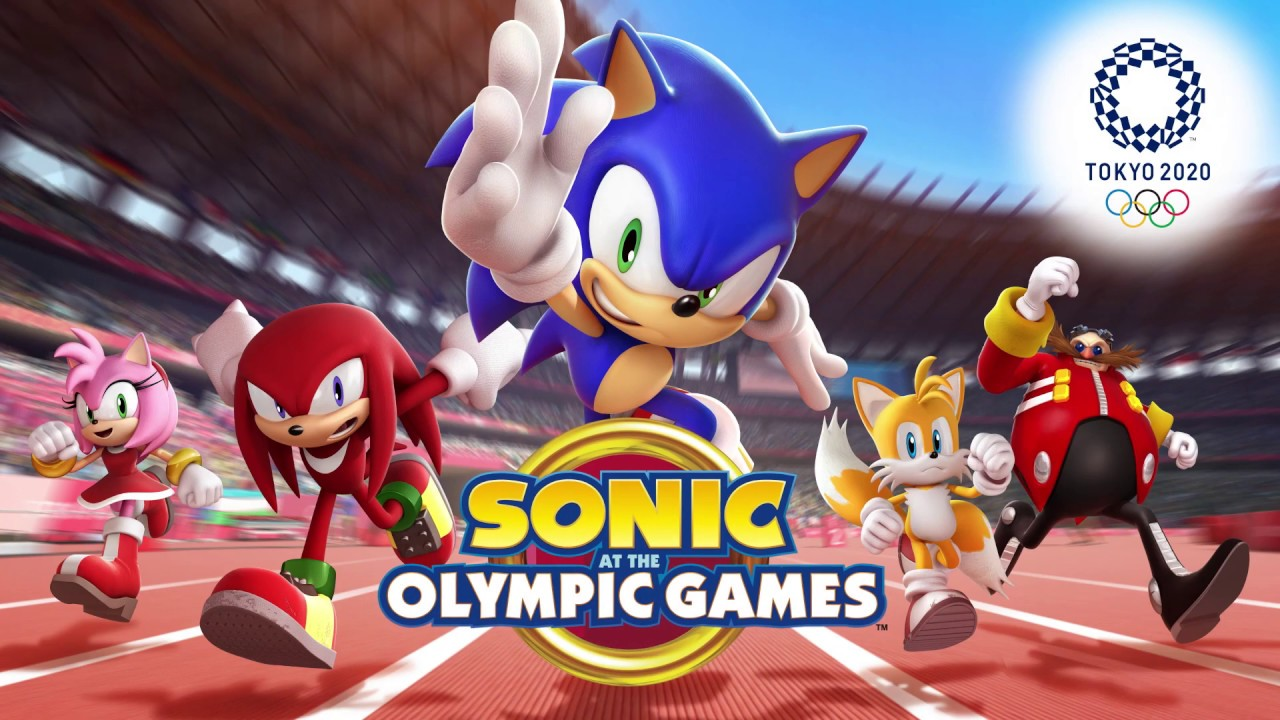 Sonic At The Olympic Games Tokyo 2020 Sept 2019 Trailer Youtube