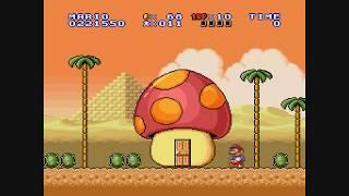 Let's Play Super Mario Bros. 1X [SMW-Hack] - Part 2 - Super Mario Land Elemente