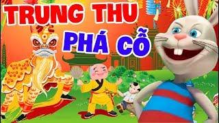 Rước Đèn Trung Thu - Vầng Trăng Cổ Tích - Phá Cỗ Trung Thu - Nhạc Trung Thu Sôi Động Hay Cho Bé