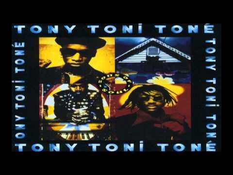 Tony Toni Tone' ~ I Couldn't Keep It To Myself Funk Hip Hop R&B