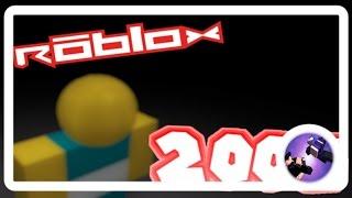 Projet de renaissance Roblox 2005!