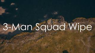Xbox PUBG Highlight | 3-Man Squad Wipe