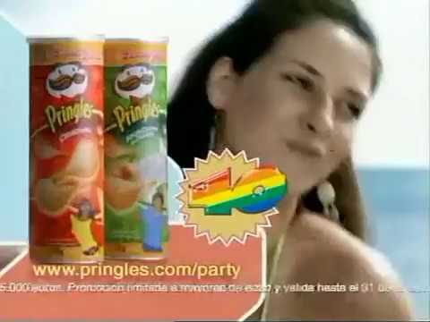 40 Principales + Mini Pringles (Anuncio de Pringles)