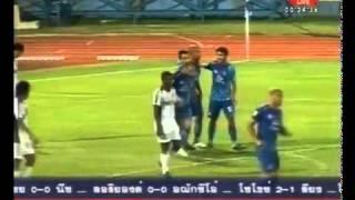 11/11/06 Charity Match Chonburi 6-2 Navi Bank Saigon