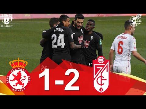 Leonesa Granada Goals And Highlights