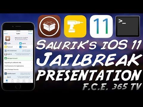 Saurik (Cydia's Creator) To Hold an iOS 11 Jailbreak Presentation Today!