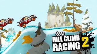 Hill Climb Racing 2  #41 (Android Gameplay ) Friction Games