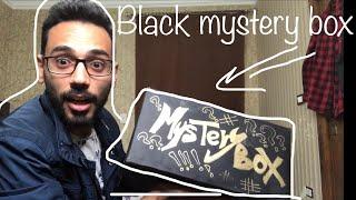 اخيرا جبت ال Black Mystery Box العشوائي .....