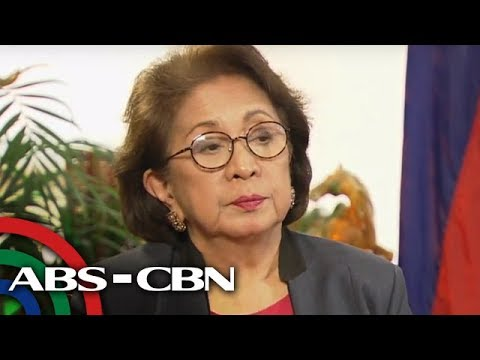 Headstart: Watch in full - A conversation with Conchita Carpio Morales