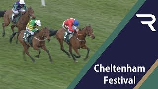 Vidéo de la course PMU THE WEATHERBYS CHAMPION BUMPER