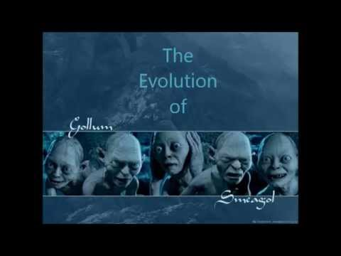 Gollum's Evolution