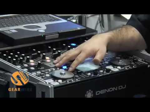 Denon's DN HD-2500 Hard Disk Player/Controller