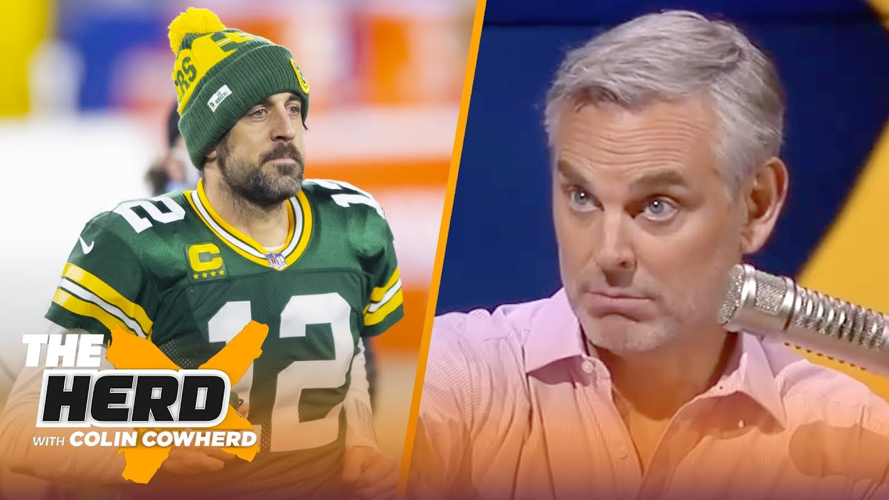 Which NFL teams are the best fit for Aaron Rodgers in 2022? Colin Cowherd decides   NFL   THE HERD