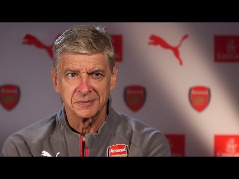 Arsene Wenger Previews Nottingham Forest v Arsenal