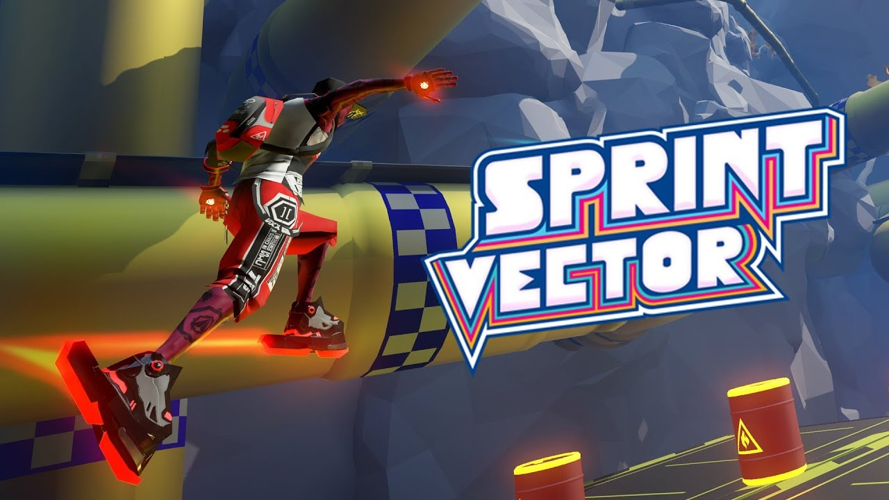 SPRINT VECTOR | Multiplayer VR Racing Gameplay