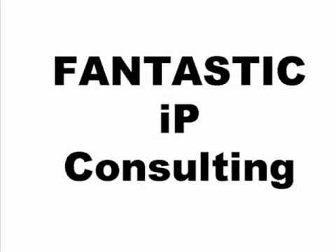 Official Rap Song Video For FANTASTIC iP Consulting Minneapolis Patent Attorneys
