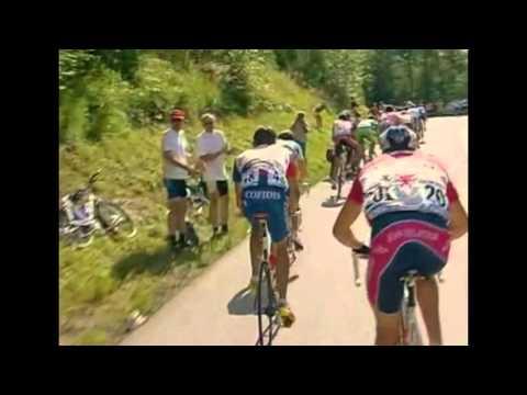 Cycling Tour de France 2002 part 5
