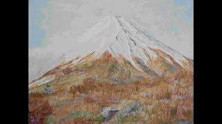 画家岡野岬石が、2010年7月5日、自らの個展のギャラリートークで語っ...