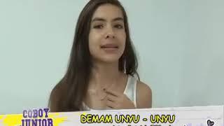 Demam unyu-unyu coboy junior cover Winxs