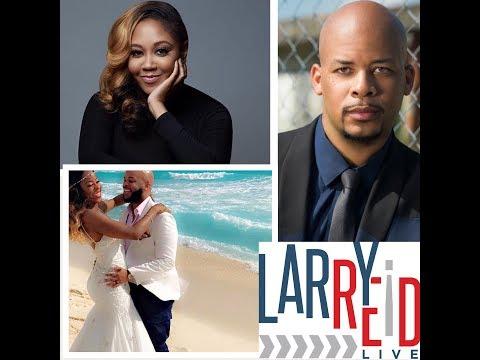 7.27.18 - Gospel Singer James Fortune NEW marriage and NEW baby shocks the gospel community...