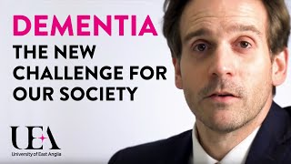 Dementia: the new challenge for our society lecture trailer (UEA London Lectures 2017)