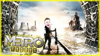 METRO EXODUS [#1] [PREMIERA] - JEST KLIMACIK | #BLADII