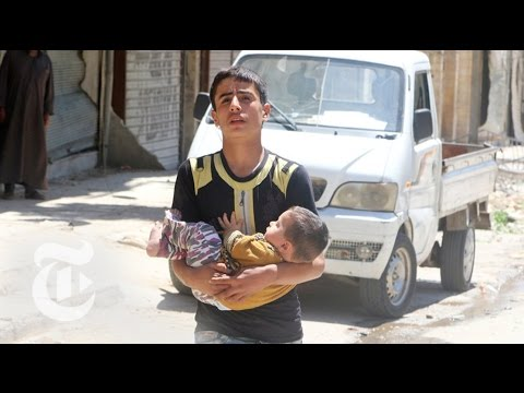 Doctor Calls Aleppo Situation 'Catastrophic' | The New York Times