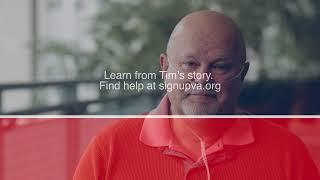 Tim's COVID Story | VCHF | Medicaid