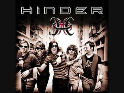 hinder - heaven sent
