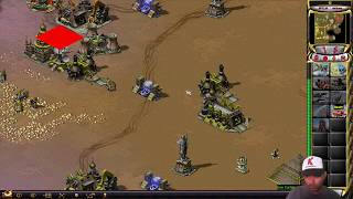 Red Alert 2 Yuri's Revenge Online Multiplayer in Tour of Egypt map, no microphone