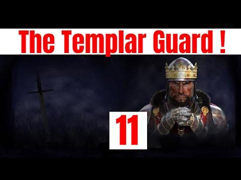 The Templar Guard ! Poland Let's Play #11 | Vanilla Beyond Mod | Total War Medieval II