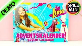 SOY LUNA Adventskalender öffnen 2017  | Wir öffnen alle 24 Türchen! | Spiel mit mir Kinderspielzeug